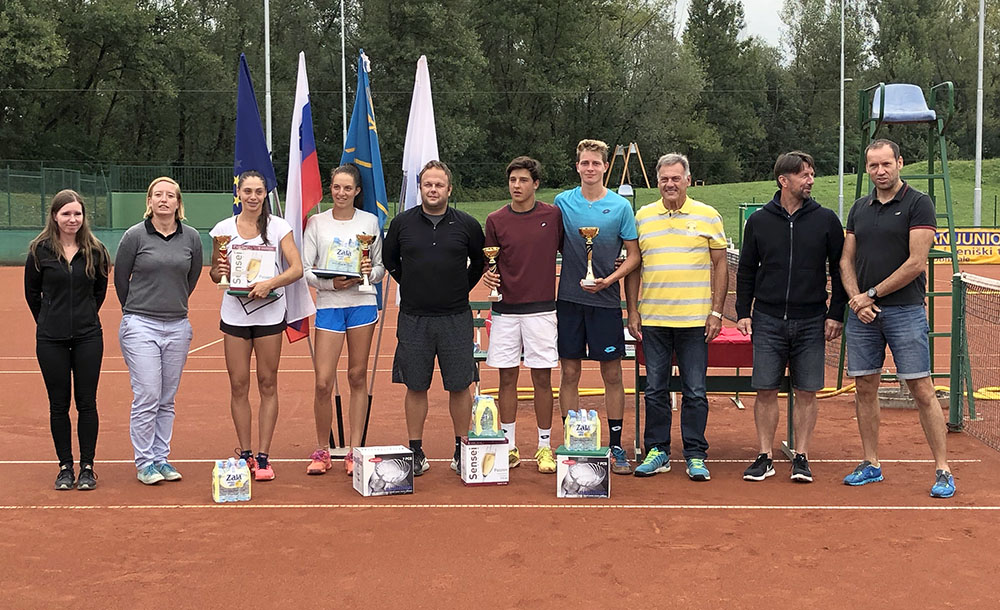 23 slovenian junior open je koncan